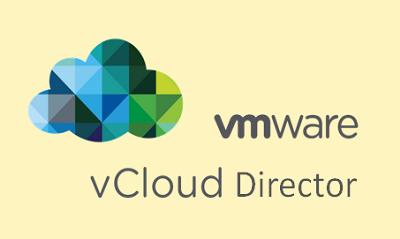 VMware vCloud'da Sanal Makine Oluşturmak